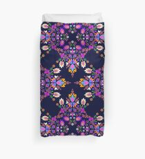 Mexican Folk pattern Duvet Cover