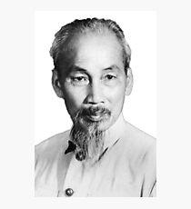 Ho Chi Minh Portrait Photographic Print