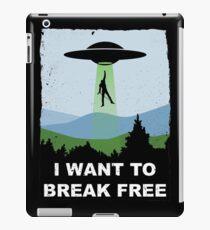 I Want to Break Free - Freddie Returns to Mercury iPad Case/Skin