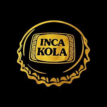Inca Kola Golden Leaf by DisobeyTees