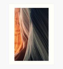 Antelope Canyon, AZ Art Print