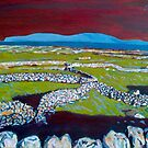 Stone Walls and the Grass is Green II by eolai
