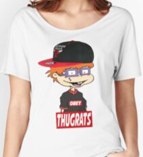 Thugrats Women's Relaxed Fit T-Shirt