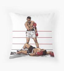Cojín de suelo Muhammad Ali v Sonny Liston