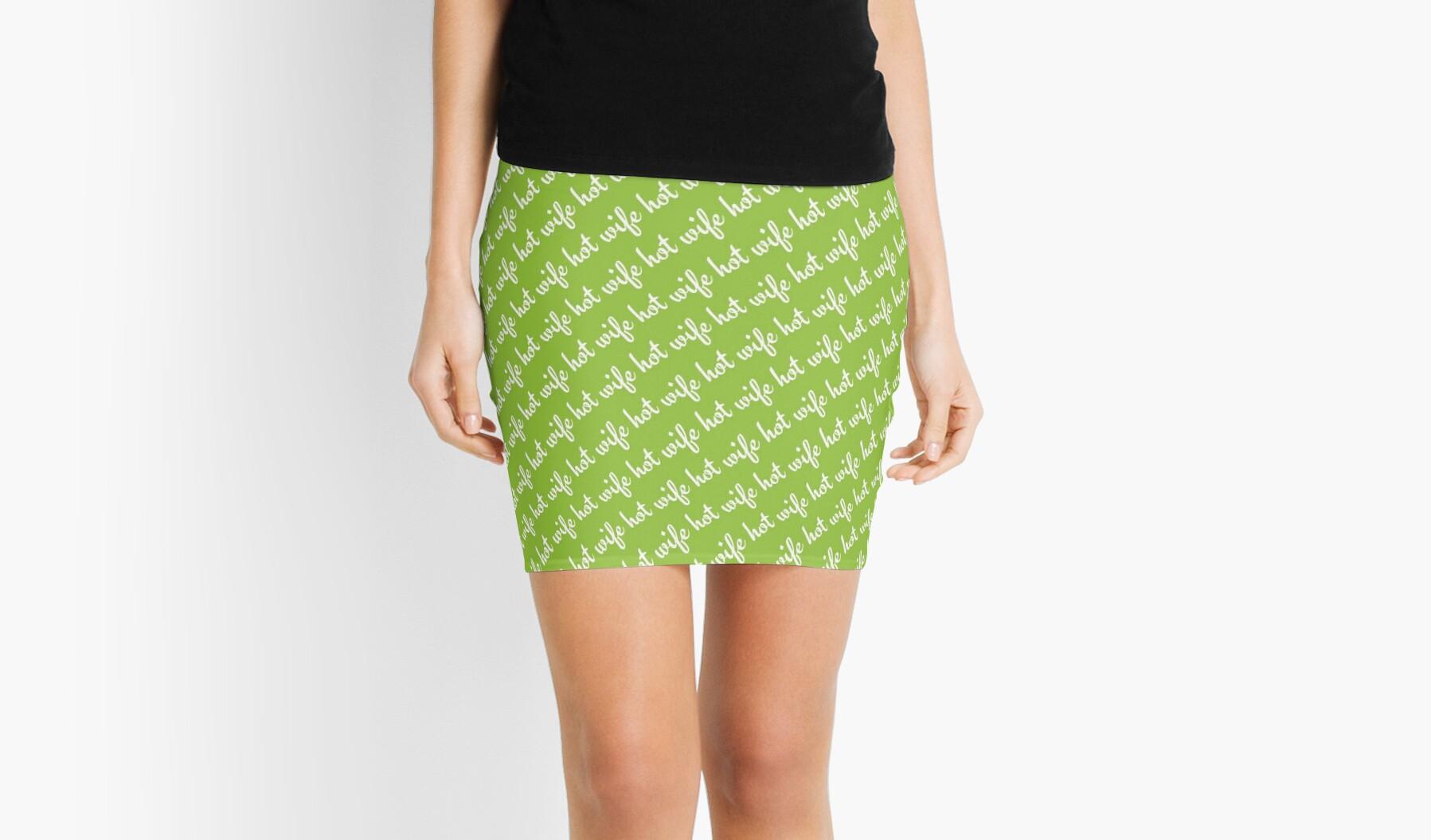 Hotwife skirt
