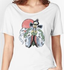 JACK BURTON- BIG TROUBLE IN LITTLE CHINA Women's Relaxed Fit T-Shirt
