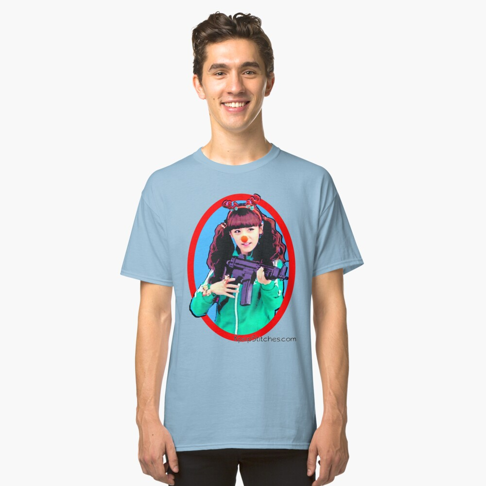 Crayon Pop 크레용팝 Lonely Christmas Soyul 소율 Classic T-Shirt