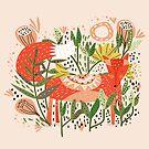 Happy Fox Tale by elenor27