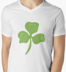 Shamrock V-Neck T-Shirt
