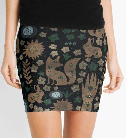 Nightlife Elements Mini Skirt
