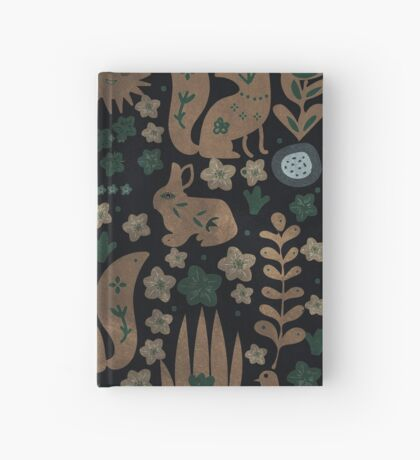 Nightlife Elements Hardcover Journal