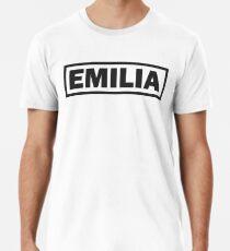 Lettering EMILIA Men's Premium T-Shirt