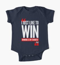 Limited Edition New England Patriots Tom Brady's Famous Quote TB-12 Shirts, Mugs & Hoodies Short Sleeve Baby One-Piece