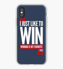 Limited Edition New England Patriots Tom Brady's Famous Quote TB-12 Shirts, Mugs & Hoodies iPhone Case
