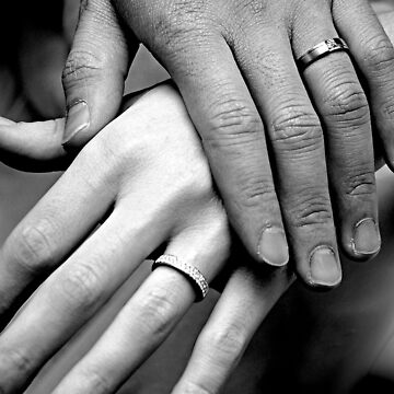 hand in hand forever by OTBphotography