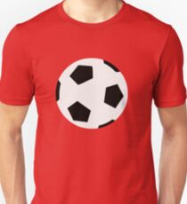 Fußball Slim Fit T-Shirt
