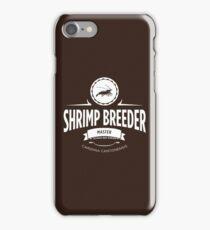 Shrimp Breeder - Master iPhone Case/Skin