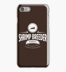 Shrimp Breeder - Apprentice iPhone Case/Skin