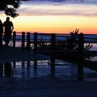 Day's End at the Bluff by Gilda Axelrod
