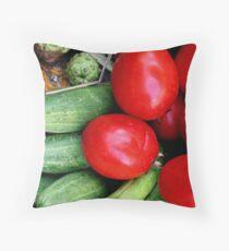 Nourish Throw Pillow