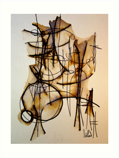 MASTS SERIES. No. 4 by Valliard