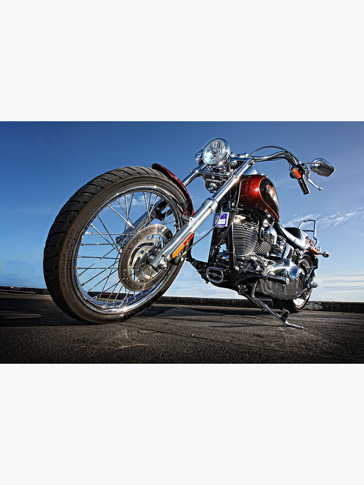 Low Rider Harley. by Mick36