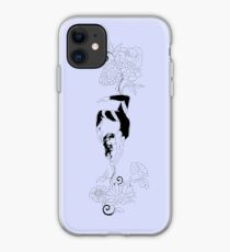 Aerial Silks Design iPhone Case