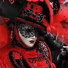 Red carnaval by Jean  Malnory
