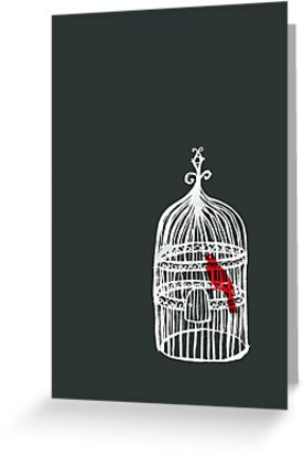 cage? by Steve Leadbeater