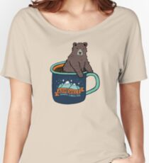 Asheville Bear Cup Women's Relaxed Fit T-Shirt
