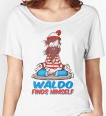 Where's Waldo Women's Relaxed Fit T-Shirt