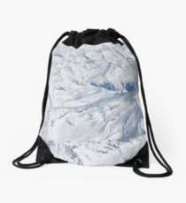Alpine Vista Drawstring Bag