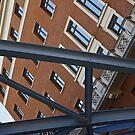 Architectural steelwork by Steve plowman