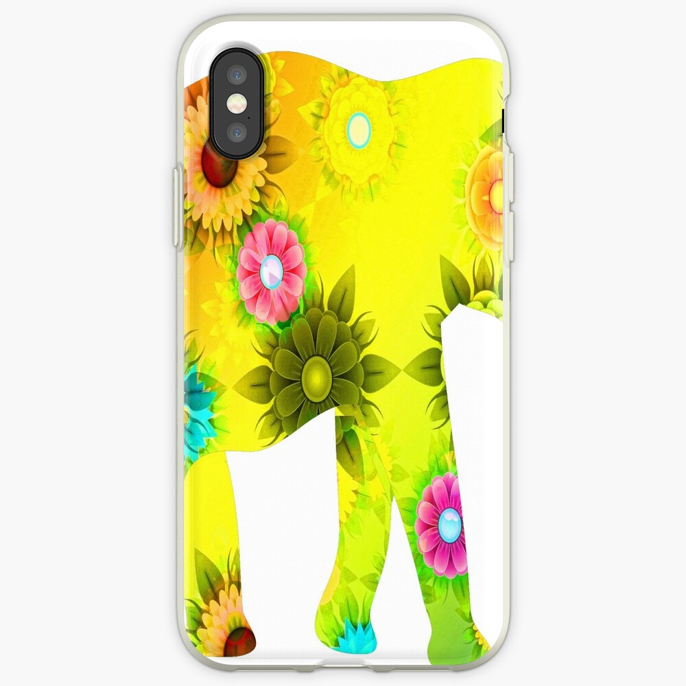 Elefant iPhone-Hülle & Cover