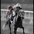Race Series #3 by Jo McGowan