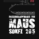 MAUS TANK by PANZER212