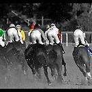 Race Series #6 by Jo McGowan