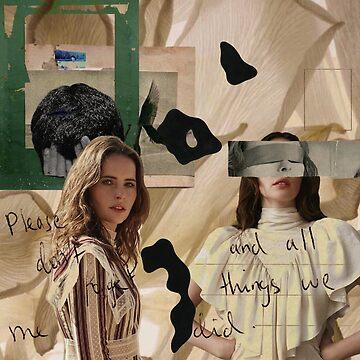 Felicity Jones by uncomfrtble
