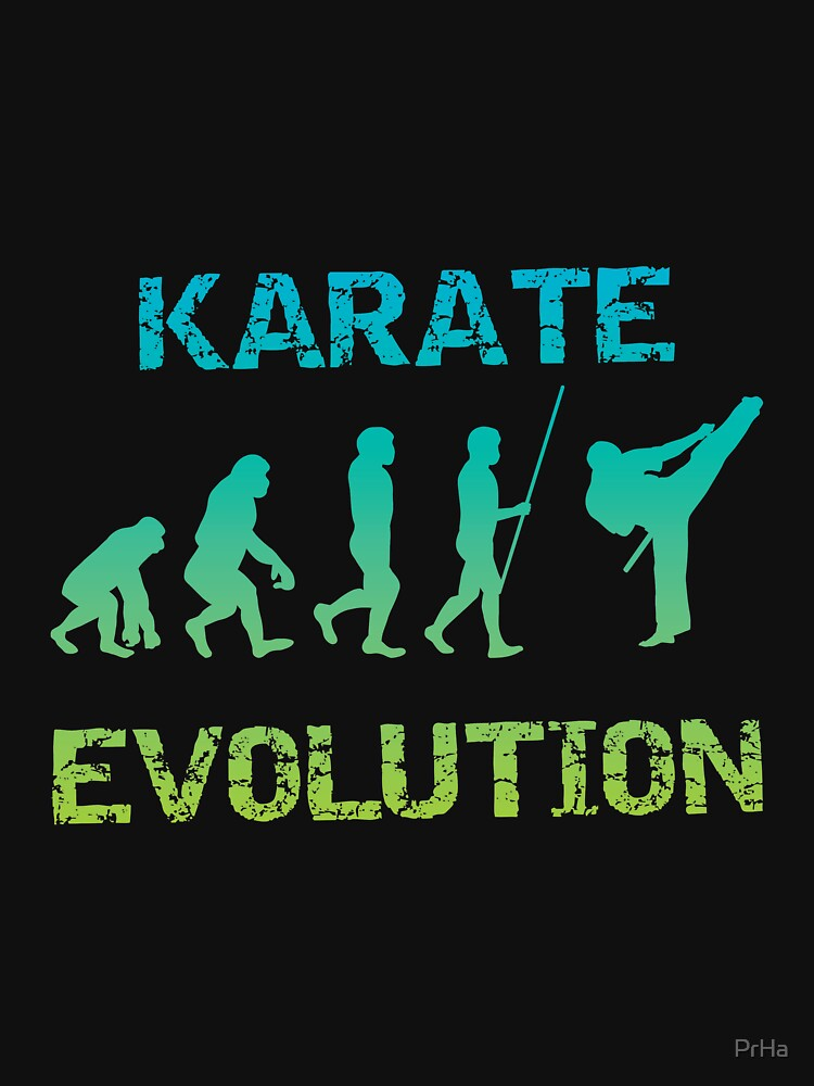Karate Evolution Kampfsport von PrHa