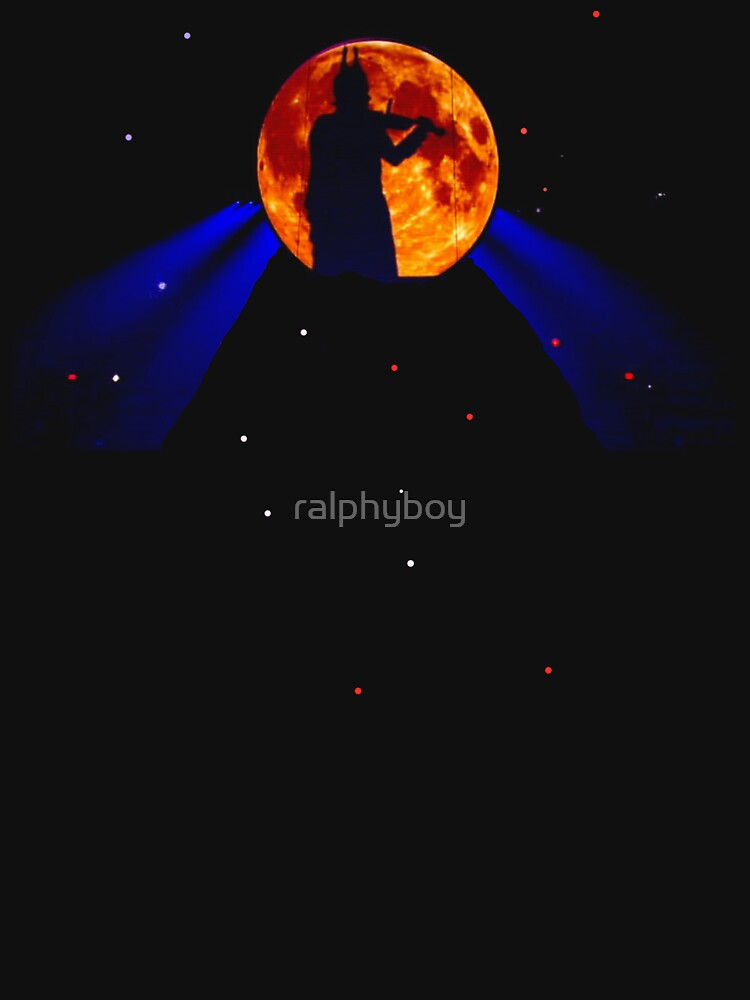 fiddler on the moon by ralphyboy