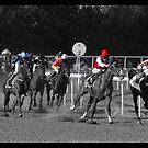 Race Series #9 by Jo McGowan