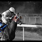 Race Series #11 by Jo McGowan