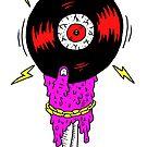 Vinyl Rules! by wolfmaskart
