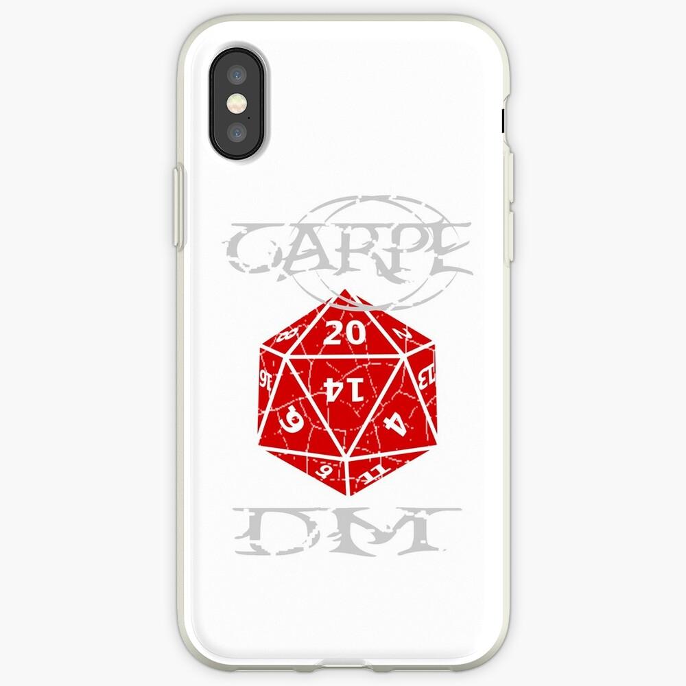 Carpe DM iPhone Case & Cover