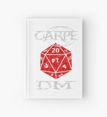 Carpe DM Hardcover Journal