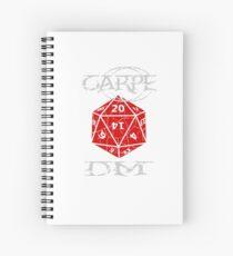 Carpe DM Spiral Notebook