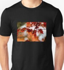 Spring Maple Orange Unisex T-Shirt