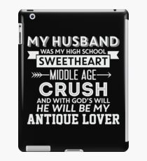Birthday Gift Idea For Wife Turning 34 IPad Case Skin
