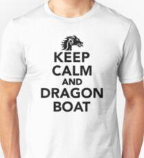 Keep calm and Dragon boat T-Shirt