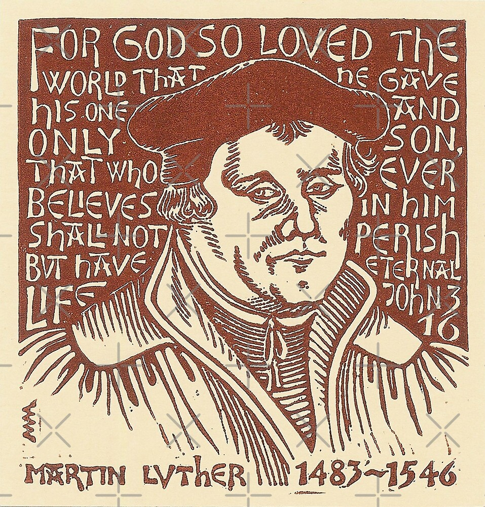 Martin Luther by wonder-webb
